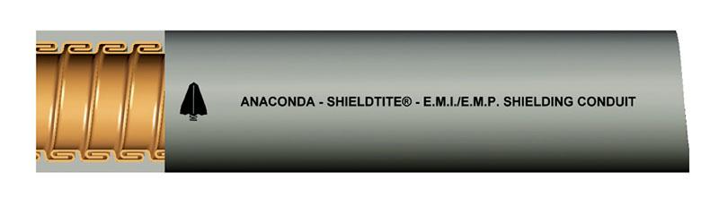 Item 450206 0340 Shieldtite Emi Emp For High Level Shielding Liquid Tight Flexible Metal Conduit Lfmc On Anamet Electrical Inc